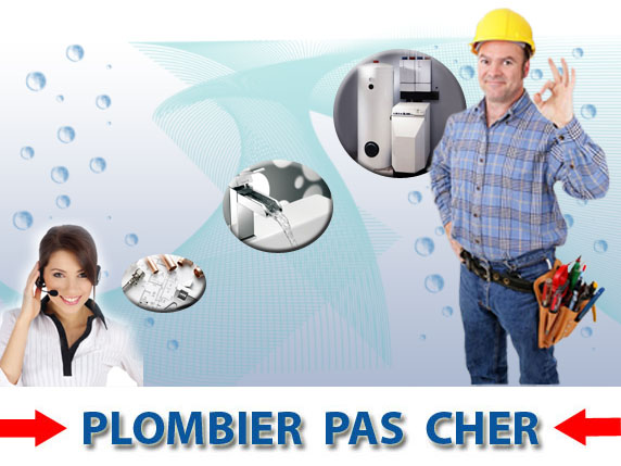 Canalisation Bouchée Sivry Courtry 77115