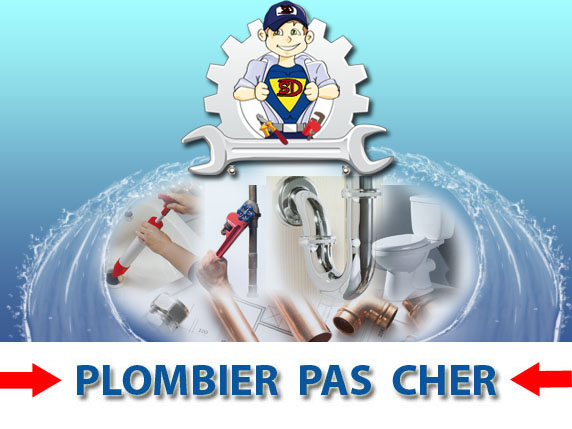 Plombier Le Thillay 95500