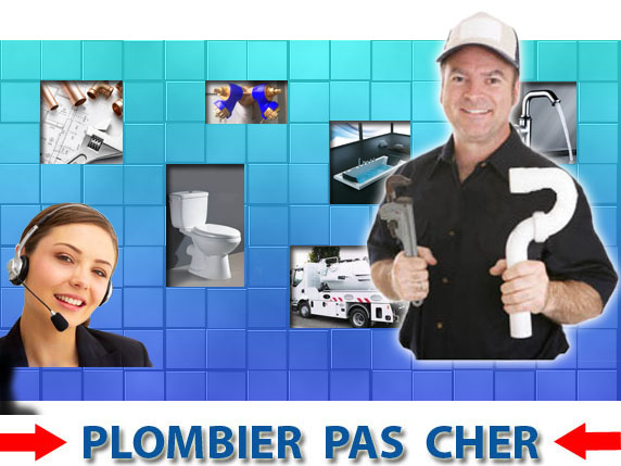 Probleme Canalisation Jouy sous Thelle 60240