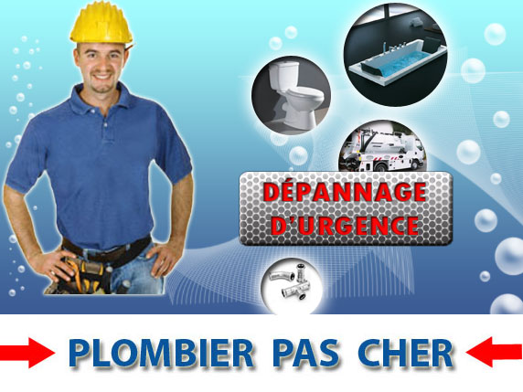 Probleme Canalisation Le Raincy 93340