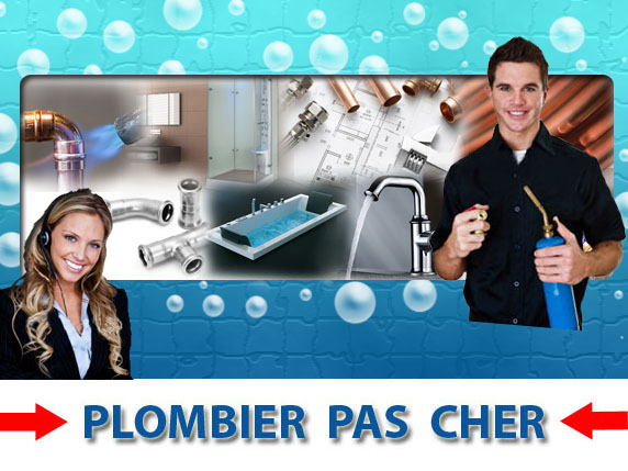 Probleme Canalisation Montataire 60160